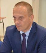 Marcin Bolek Wójt Gminy Dębowiec.